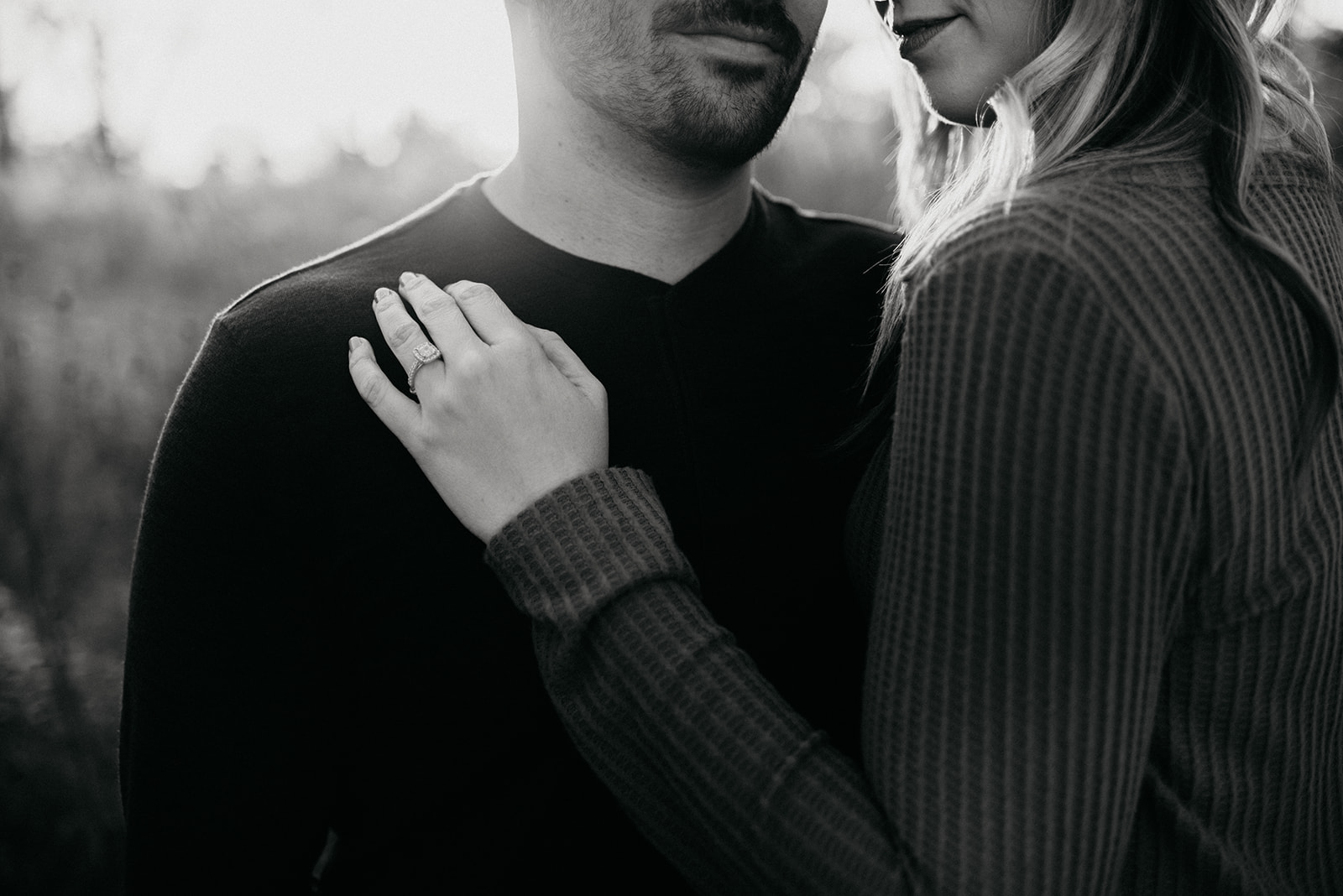 Chicago Engagement Session Photos